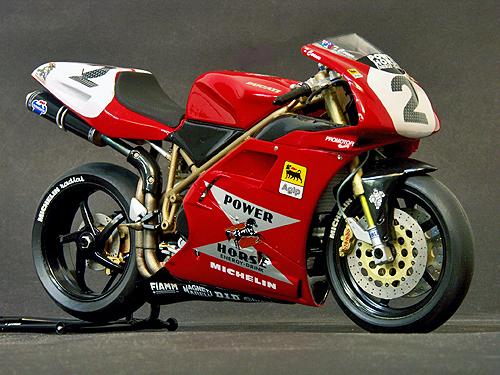 Ducati S Bayliss Replica For Sale